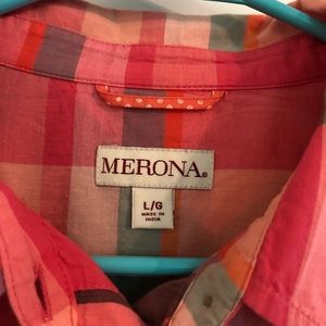 Merona Tops - Women's Button Down